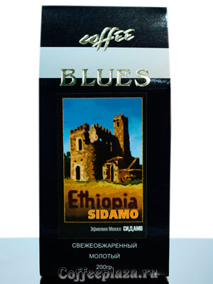 Кофе Ethiopia Sidamo молотый 200 гр