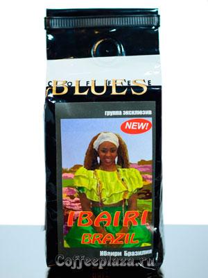 Кофе Brazil Ibairi в зернах 200 гр