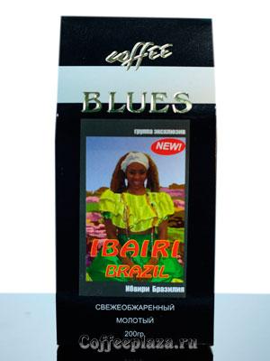 Кофе Brazil Ibairi Молотый 200 гр
