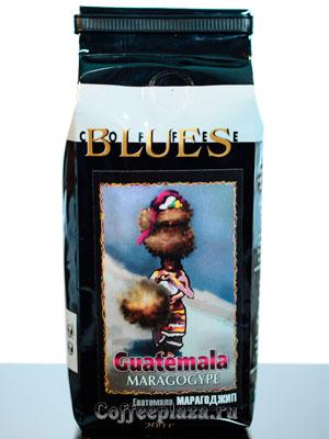 Кофе Guatemala Maragogype в зернах 200 гр