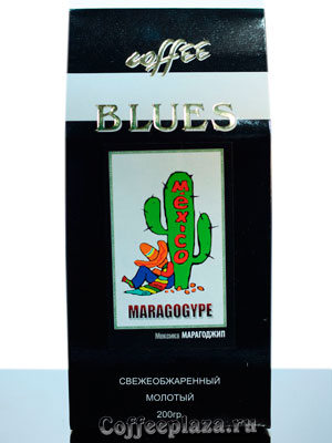 Кофе Mexico Maragogype молотый 200 гр