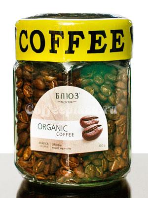 Органический кофе в зернах Ethiopia Yirgacheffe