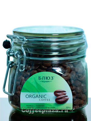 Органический кофе в зернах Guatemala Cames