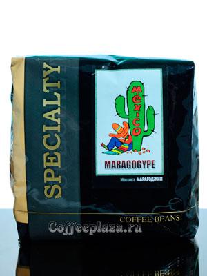 Кофе Mexico Maragogype в зернах 500 гр