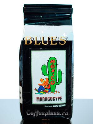 Кофе Mexico Maragogype в зернах 200 гр