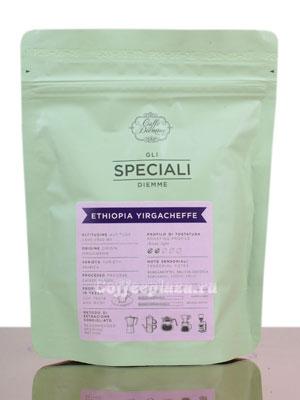 Кофе Diemme в зернах Gli Speciali Ethiopia Yirgacheffe 200 гр
