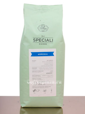 Кофе Diemme в зернах Gli Speciali Armonia Coffee Blend 1 кг