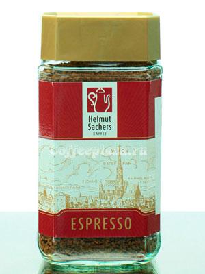 Кофе Helmut Sachers растворимый Espresso
