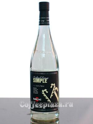 Сироп Barline Сахарный 1 л