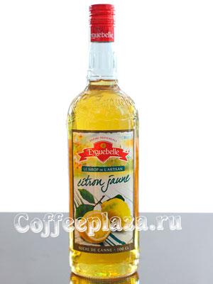 Сироп Eyguebelle (Эгибель) Лимон 1л