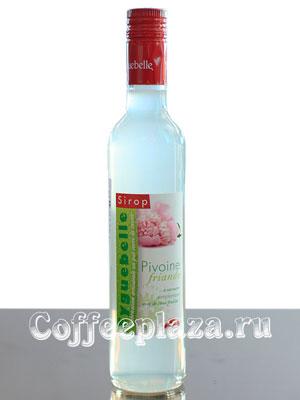 Сироп Eyguebelle Белый Пион 0,5л