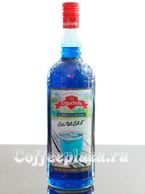 Сироп Eyguebelle Блю Кюрасао 1л