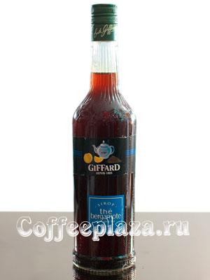 Сироп Giffard (Жиффар) Чай Эрл Грей