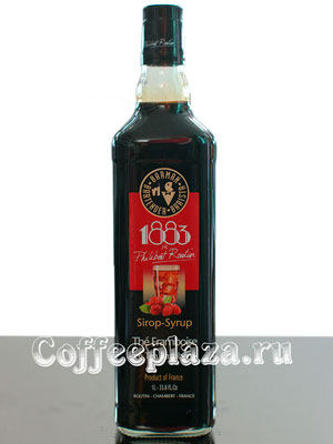 Сироп Philibert Routin 1883 Холодный Чай Малина 1 л п/б