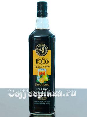 Сироп Philibert Routin 1883 Холодный Чай Лимон 1 л ст/б