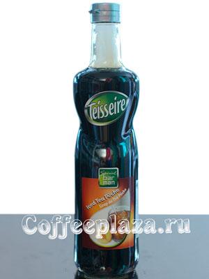 Сироп Teisseire Холодный Чай Персик  700 мл ст/б