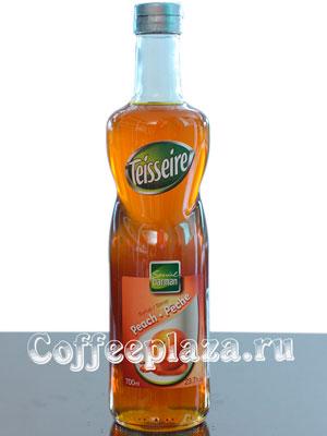 Сироп Teisseire Персик 700 мл ст/б