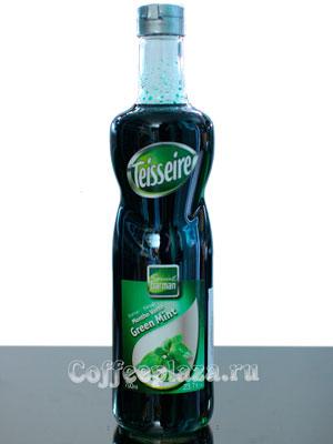 Сироп Teisseire Зеленая Мята 700 мл ст/б