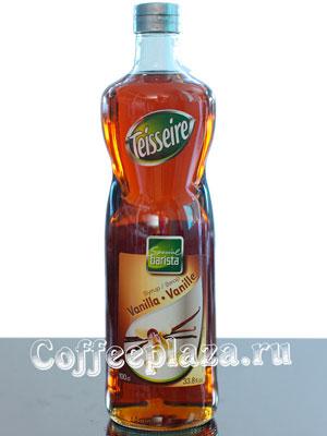 Сироп Teisseire Ваниль 1 литр ст/б