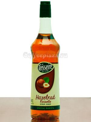 Сироп Teisseire Фундук без сахара 1 л п/б