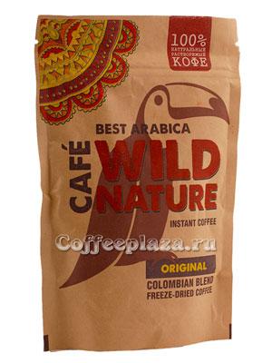 Кофе Wild Nature Original растворимый 75 гр