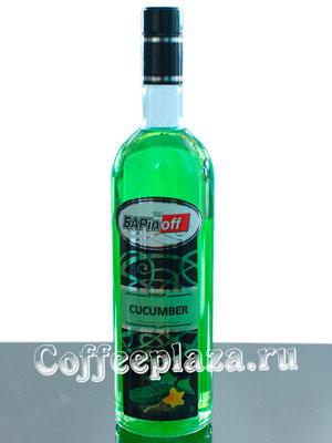 Сироп Баринофф Огуречный 1л