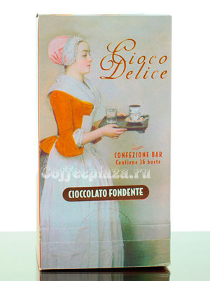 Горячий шоколад Molinari Black Chocolate
