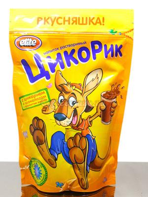 Цикорий Elite Шоколад пакет 100 гр