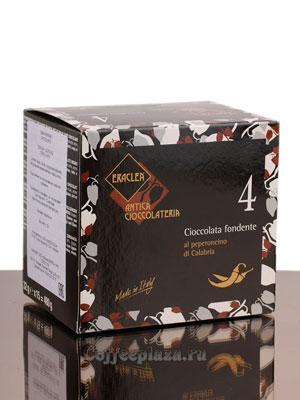 Горячий шоколад Eraclea Темный Перец и Чили 15 шт по 32 гр