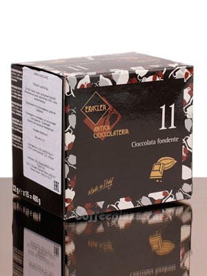 Горячий шоколад Eraclea Темный 15 шт по 32 гр