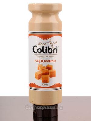 Топпинг Colibri D'oro Карамель 1 кг