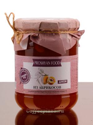 Джем Прошян Фуд из Абрикоса 600 гр