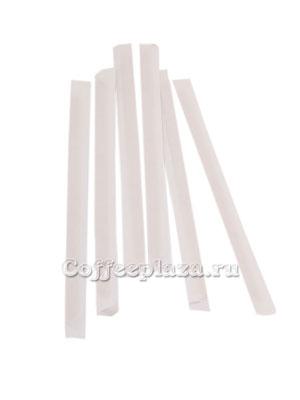 Размешиватель деревянный 180 мм (250 шт) в индивидуальной упаковке