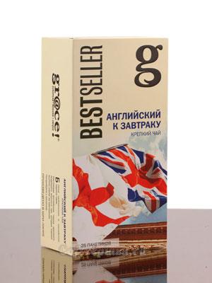 Чай Grace Английский завтрак 25 пакетиков