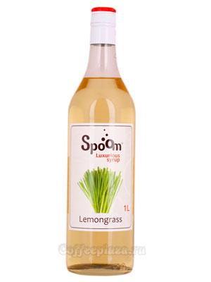 Сироп Spoom Лемонграсс 1 л
