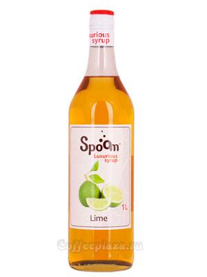 Сироп Spoom Лайм 1 л