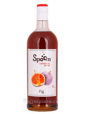 Сироп Spoom Инжир 1 л