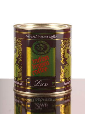 Кофе Indian Instant Coffee Lux растворимый порошкообразный 180 гр ж.б.