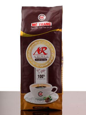 Кофе Me Trang в зернах Арабика Робуста 500 гр