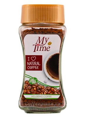 Кофе My Time Anti-Oxy растворимый ст. б. 47,5  гр