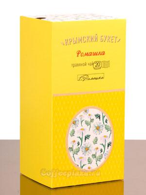 Фито-сбор Ромашка Крымский букет пакетированный