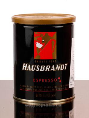 Кофе Hausbrandt в зернах Espresso 250 гр