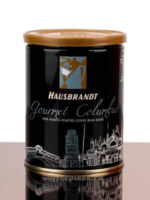 Кофе Hausbrandt в зернах Colombia