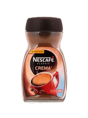 Кофе Nescafe Classic Crema 95 гр