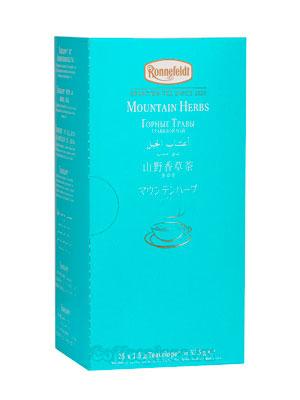 Чай Ronnefeldt Mountain Herbs/Горные травы
