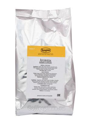 Чай Ronnefeldt Herbs&Ginger/Имбирь и Травы 100 гр