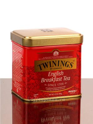 Чай Twinings English Breakfast Tea 100 гр