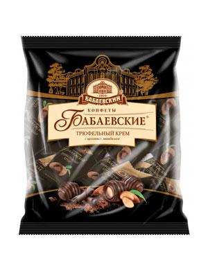 Конфеты Бабаевские Трюфельный крем 200 гр