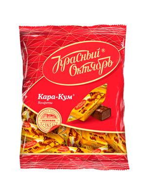 Конфеты Красный Октябрь Кара-Кум 250 гр