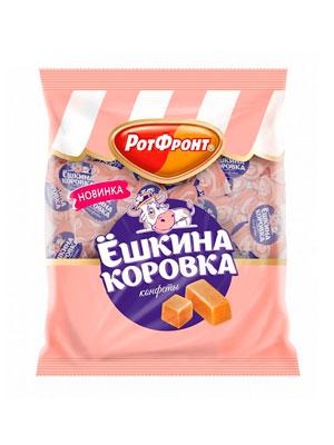 Конфеты Рот Фронт Ёшкина коровка супер сгущенка 250 гр